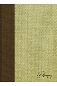 Biblia de estudio RVR 1960, Spurgeon, marrón claro, tela -