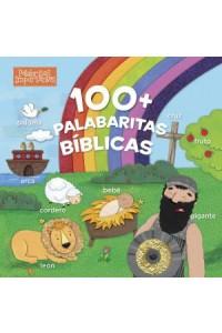 100+ palabritas bíblicas (edición bilingüe) -