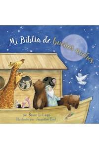 Mi Biblia de buenas noches -  - Lingo, Susan