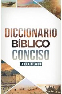 Diccionario Bíblico Conciso Holman -