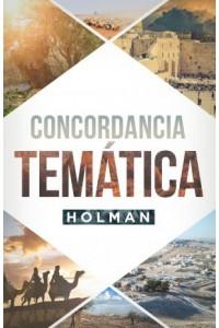 Concordancia Temática Holman -