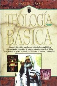 Teología básica  *PRECIO NUEVO* -  - Ryrie, C.