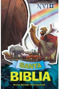 Biblia Para Niños NVI -  - Zondervan,