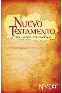 NVI Trade Edition Outreach New Testament -  - Zondervan,