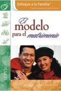 Modelo Para El Matrimonio -  - Dobson, James