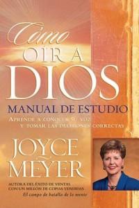 Como Oir A Dios Manual De Estudio -  - Meyer, Joyce