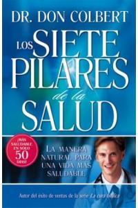 Siete Pilares De La Salud - 9781599790367 - Colbert, Don