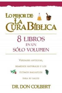 Cura Biblica - 8 Libros En 1 -  - Colbert, Don