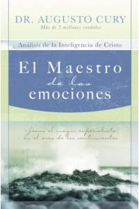 Maestro de las emociones -  - Cury, Augusto