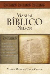 Manual Bíblico Nelson -  - Manser, Martin H.