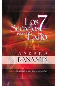 7 Secretos Para El Exito -  - Panasiuk, Andrés