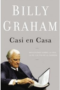 Casi en Casa -  - Graham, Billy