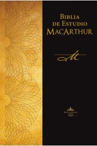 Biblia de Estudio MacArthur -  - MacArthur, John F.