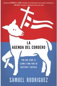 Agenda del Cordero -  - Rodriguez, Samuel
