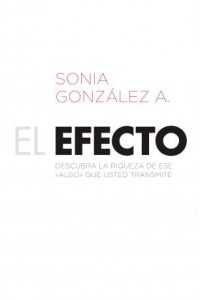 Efecto -  - González B., Sonia
