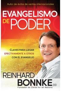 Evangelismo de Poder -  - Bonnke, Reinhard