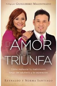 Amor que Triunfa -  - Santiago, Reynaldo