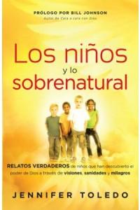 Niños y lo Sobrenatural -  - Toledo, Jennifer