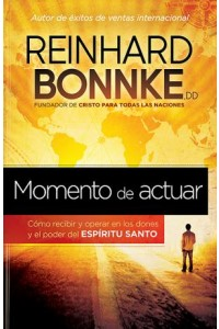 Momento de Actuar -  - Bonnke, Reinhard