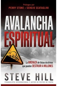 Avalancha espiritual -  - Hill, Steve