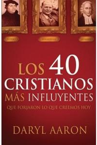 40 Cristianos Más Influyentes -  - Aaron, Daryl