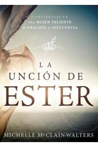 Unción de Ester -  - McClain-Walters, Michelle