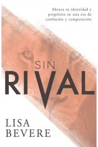 Sin Rival -  - Bevere, Lisa