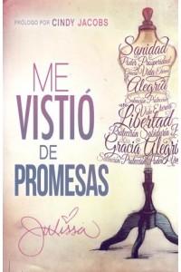 Me Vistió de Promesas -  - Arce, Julissa