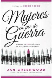 Mujeres En Pie De Guerra -  - Greenwood, Jan