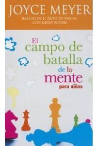 Campo de Batalla de la Mente Para Niños - Pocket Book -  - Meyer, Joyce