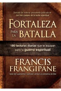 Fortaleza Para La Batalla -  - Frangipane, Francis