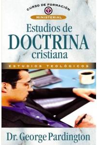 Estudios de Doctrina Cristiana -  - Pardington, George