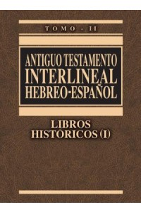 Antiguo Testamento interlineal Hebreo-Español Vol. 2 -  - Zondervan,