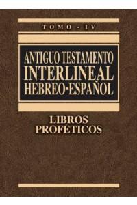 Antiguo Testamento interlineal Hebreo-Español, Tomo IV -  - Zondervan,