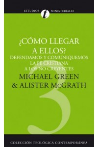 Cómo Llegar a Ellos? -  - Green, Canon Dr. Michael