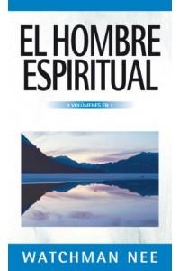 Hombre Espiritual - 3 volúmenes en 1 -  - Nee, Watchman
