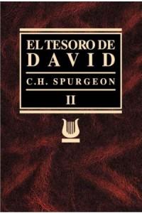 Tesoro de David Volumen II -  - Spurgeon, Charles H.
