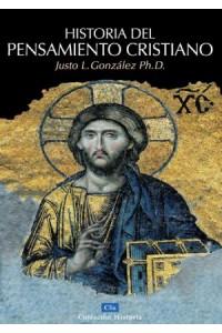 Historia del Pensamiento Cristiano -  - Gonzalez, Justo L.