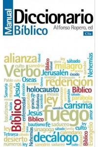 Diccionario Manual Bíblico -  - Ropero, Alfonso