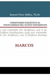 Comentario Exegético al Texto Griego del N.T. - Marcos -  - Millos, Samuel