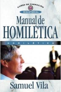 Manual de Homilética -  - Vila-Ventura, Samuel