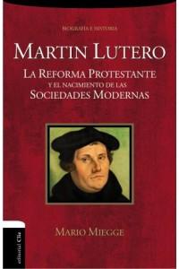 Martín Lutero -  - Miegge, Mario