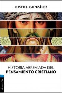 Historia Abreviada Del Pensamiento Cristiano -  - Gonzalez, Justo L.