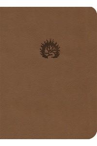 Biblia de Estudio de La Reforma  (LBLA) Piel fabricada cafe -  - Sproul, R. C