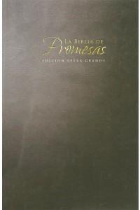 La Biblia de Promesas RVR 1960 Letra Grande -