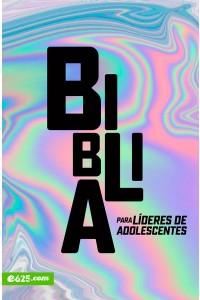 Biblia Para Líderes de Adolescentes -