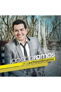CD - Días Extraordinarios - Jacobo Ramos - 000768522325 - Ramos, Jacobo