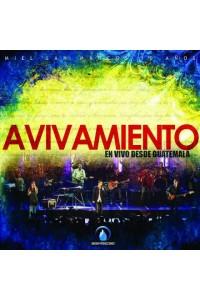 CD - Avivamiento desde Guatemala, Miel San Marcos -  - Miel San Marcos