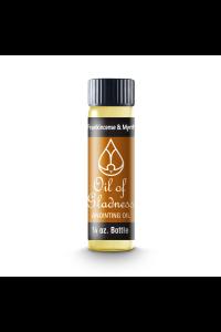 Aceite Frankincense and Myrrh 1/4oz -