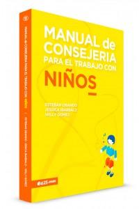 Manual de Consejería Para El Trabajo Con Niños -  - Obando, Esteban